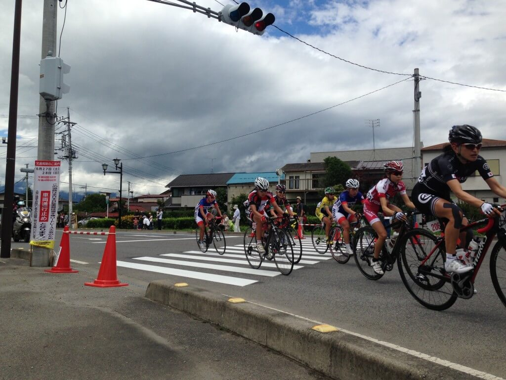 栃木 那須 全日本選手権自転車競技大会 ロードレース