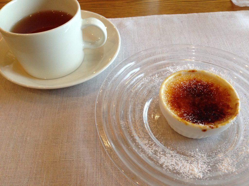栃木 那須高原 クチーナハセガワ イタリアン 料理 デザート
