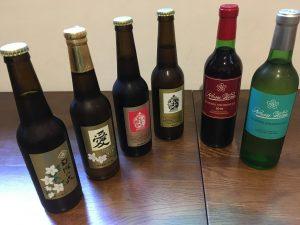 栃木那須 クラフトビール 那須高原ビール 那須ワイン