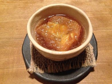 栃木 那須塩原 フランシーズ ナチュール Franchise Nature 料理 スープ