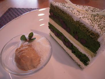 栃木 大田原 クローバーボヌール レストラン 料理 デザート