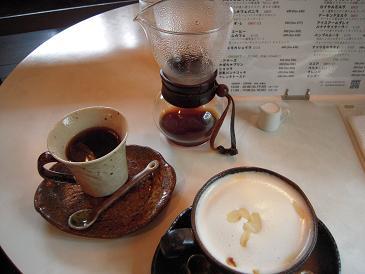 栃木 那須高原 カフェラルゴ コーヒー