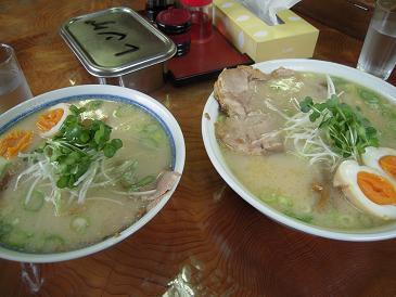栃木 那須塩原 軍鶏らーめん美幸 みゆき 料理