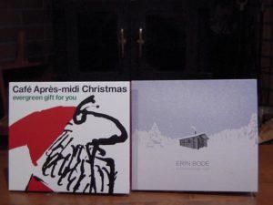 V.A. / CAFE APRES-MIDI CHRISTMAS ERIN BODE / A Cold December Night