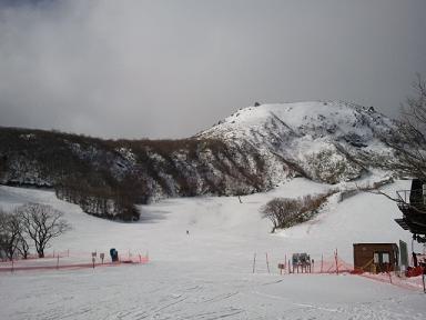 栃木 那須温泉 ファミリースキー場