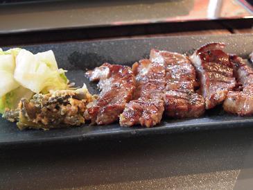 宮城 仙台 伊達の牛タン 料理