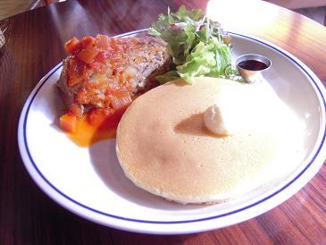 東京 入谷 イリヤプラスカフェ iriyapluscafe 料理