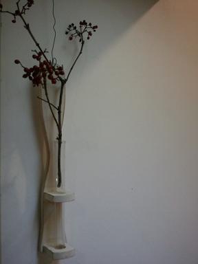 栃木 那須高原 ペンショントント 館内 木の実