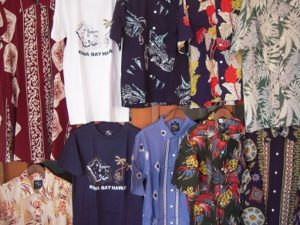 ハワイ コナベイハワイストア 購入したアロハシャツ