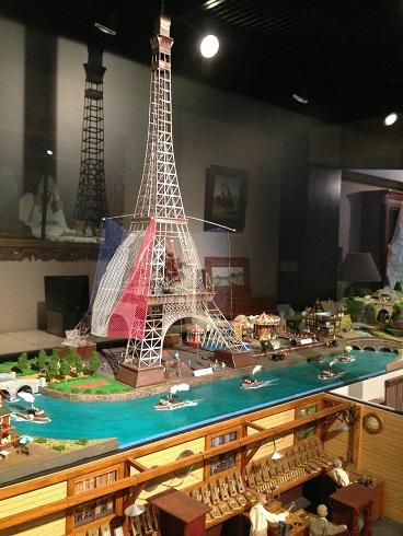 栃木 那須高原 オルゴール美術館 ジオラマ