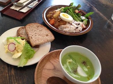 栃木 益子 スターネット 料理 カフェ