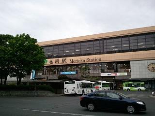 岩手 盛岡駅