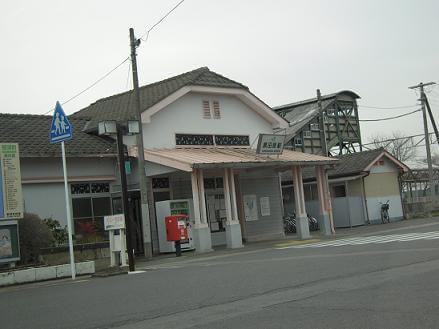 栃木 那須町 JR東北本線 黒田原駅