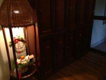 栃木 那須高原 ペンショントント 大晦日 年末年始 館内 鏡餅