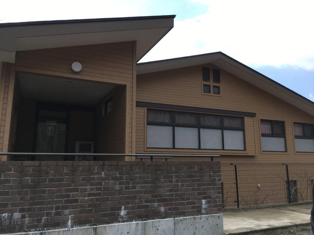 栃木 那須 アマリリス小児科クリニック 外観 建物