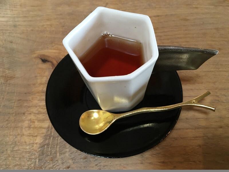 栃木 那須高原 アワーズダイニング oursdining レストラン 料理 ランチ 紅茶