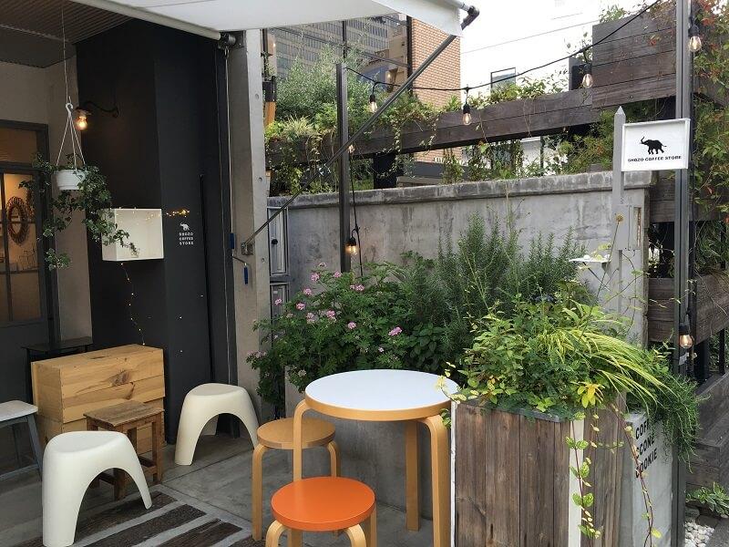 東京 南青山 SHOZOCOFFEESTORE ショーゾーコーヒーストア ショウゾウ