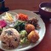 栃木 那須 松おか 玄米菜食 料理